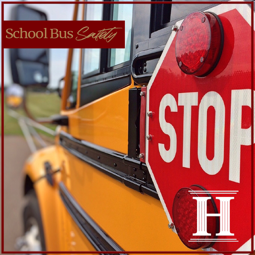 School Bus Safety for Drivers and Riders