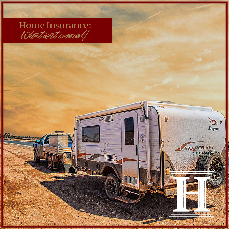Home Insurance: What ISN'T covered?