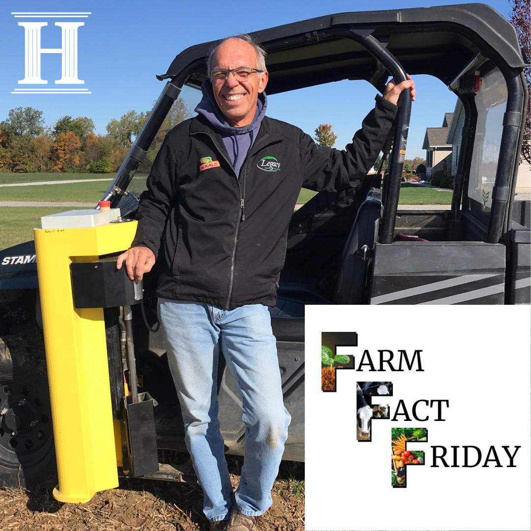 Farm Fact Friday: Grid Soil Sampling