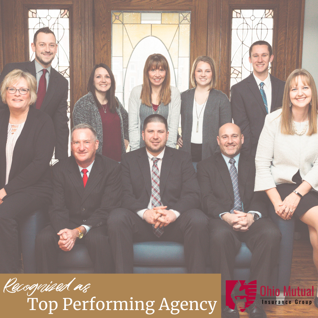 Hitchings Insurance Agency Honored by Ohio Mutual Insurance Group as Top Performing Agency